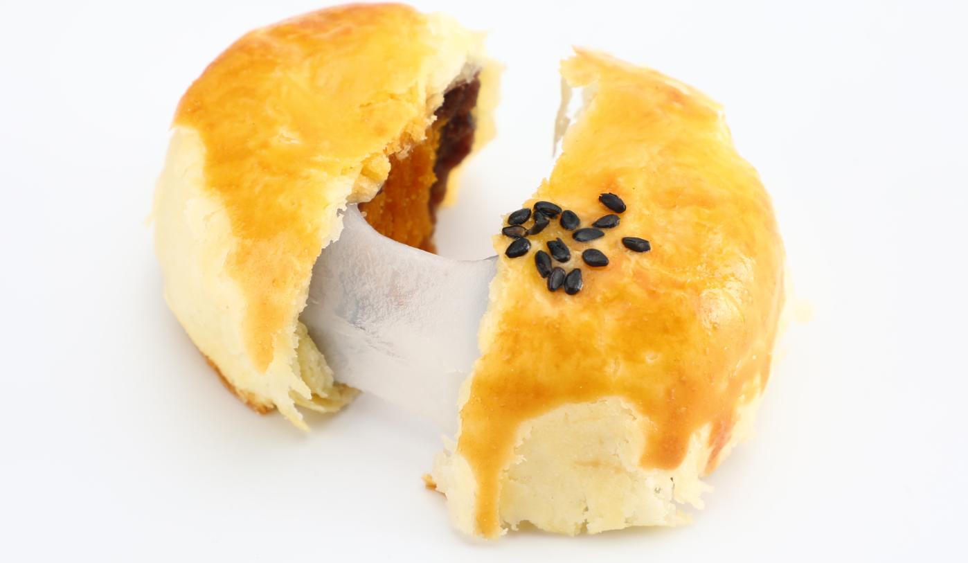 蛋黄酥烤多长时间为好?