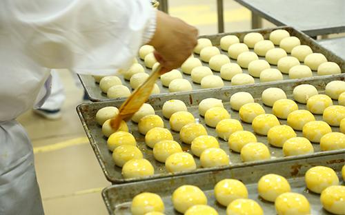 常州好吃蛋黄加工